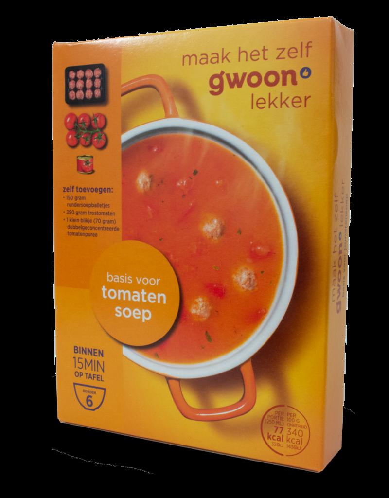 Gwoon Gwoon Soup Mix - Tomato 85g