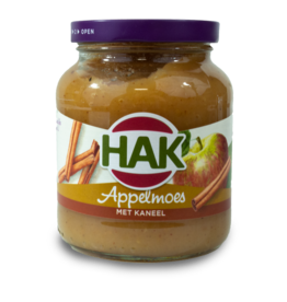 Hak Cinnamon Apple Sauce 350ml