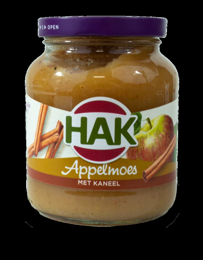 Hak Hak Apple Sauce with Cinnamon 350ml