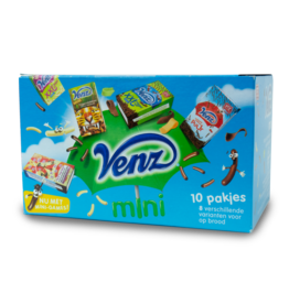 Venz Mini Assorted Sprinkles 182g