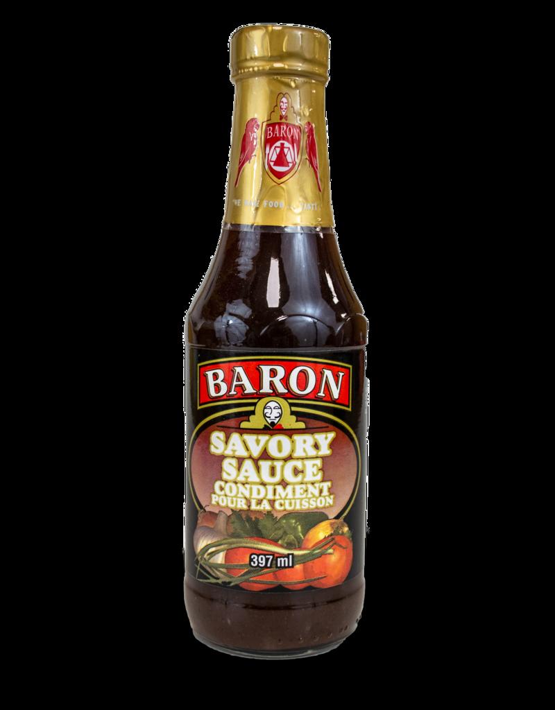 Baron Baron Savory Sauce 397ml