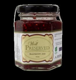 Community Living Well Preserved Jam - Raspberry 110ml