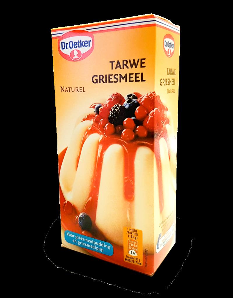Dr Oetker Dr Oetker Semolina Natural Pudding Mix 500g