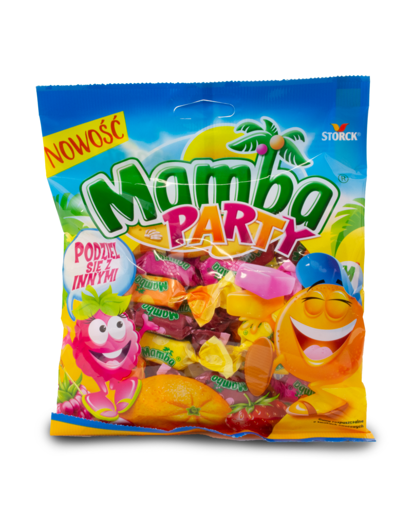 Mamba Party Candies 150g