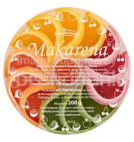 Woogie Makarena Fruit Jellies 200g