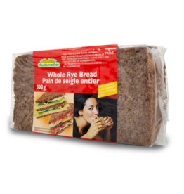 Mestemacher Whole Rye Bread 500g