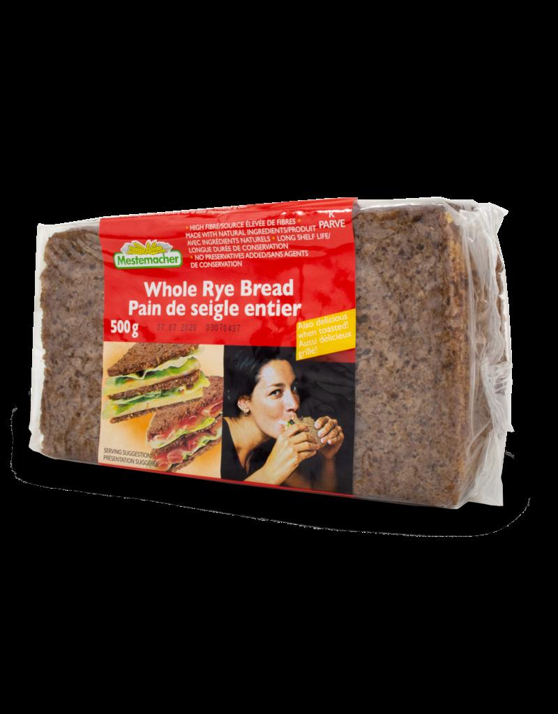 Mestemacher Mestemacher Whole Rye Bread 500g