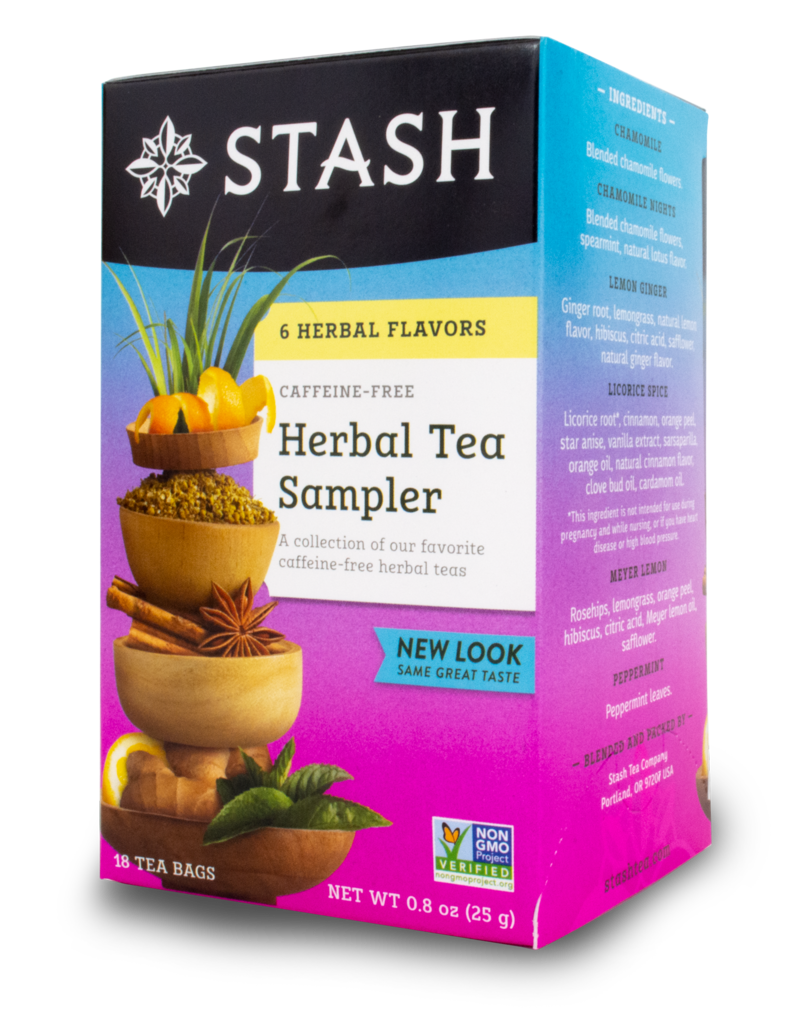 Stash Stash Herbal Tea Sampler 25g