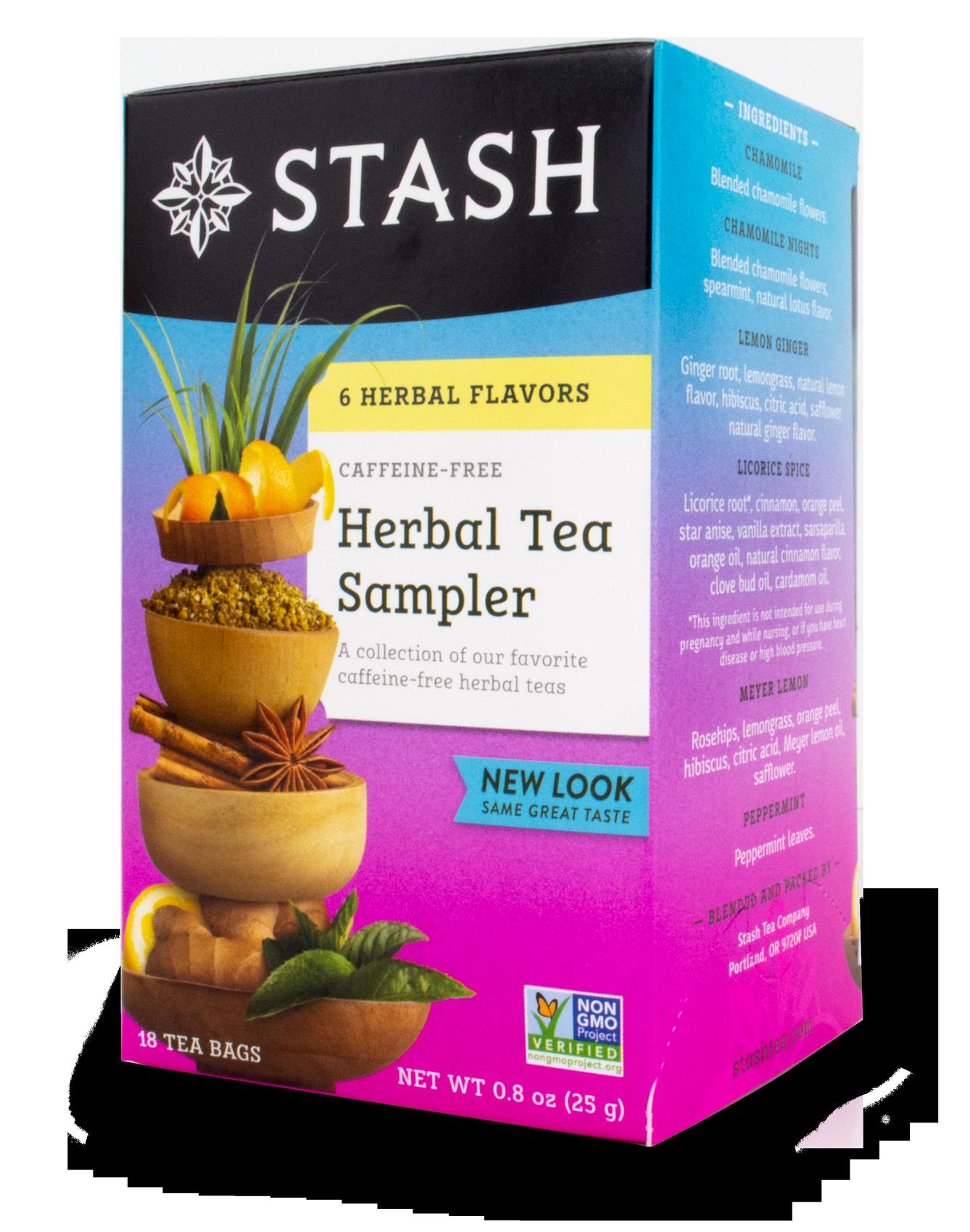 Stash Herbal Sampler