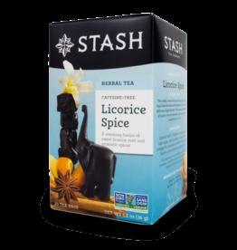 Stash Liquorice Spice Herbal Tea