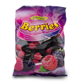 Woogie Berry Mix 400g