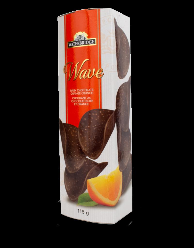 Waterbridge Waterbridge Wave - Dark Chocolate Orange Crunch 115g