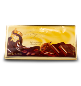 Imperial Dark Chocolate Bar 100g