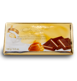 Imperial Chocolate Bar with Caramel 100g