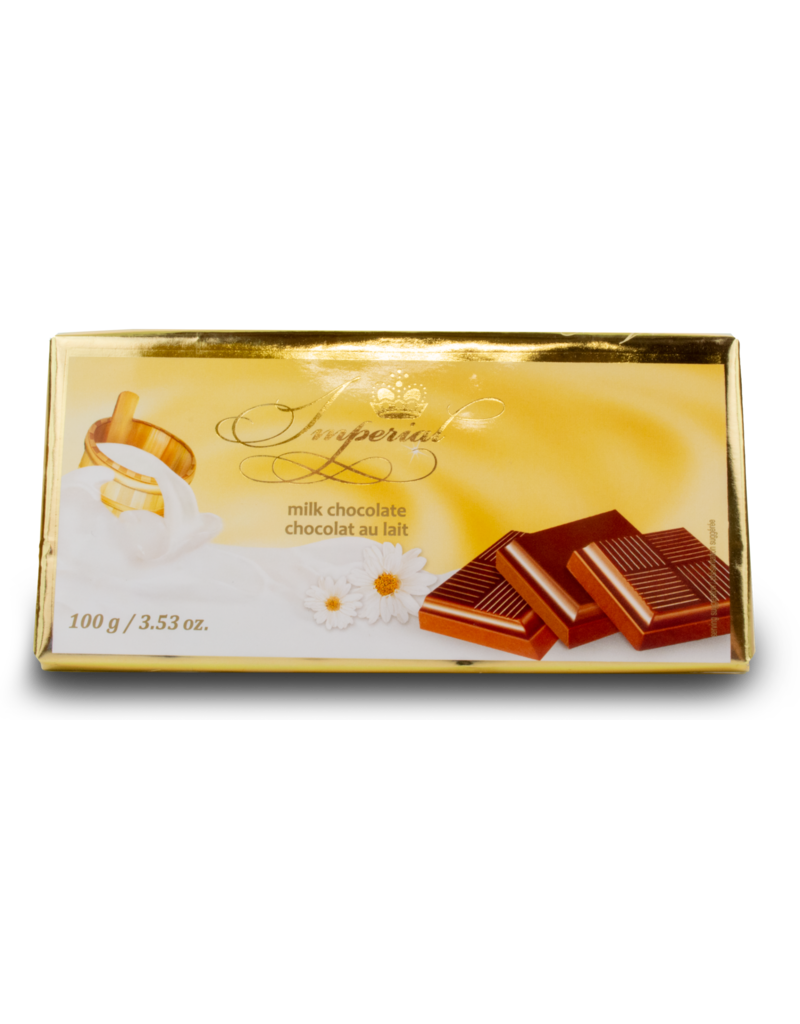 Imperial Imperial Milk Chocolate Bar 100g
