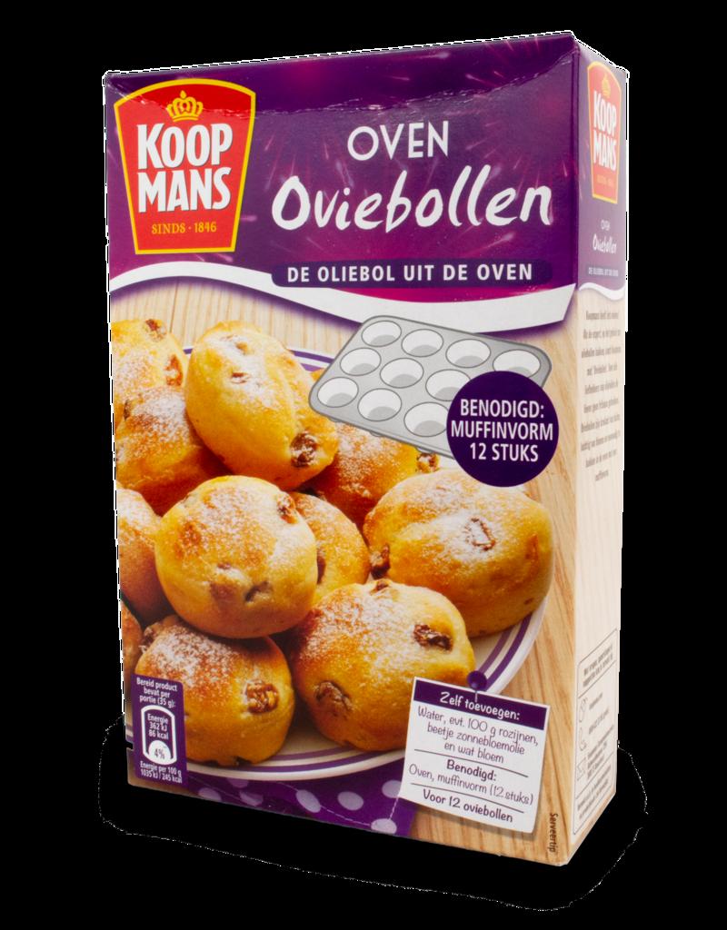 Koopmans Koopmans Oven Oliebollen Mix 400g