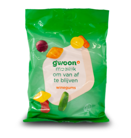 Gwoon Wine Gums 400g