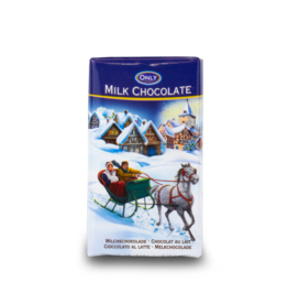 Only Christmas Milk Chocolate 15g