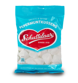 Schuttelaar ''Peppermint Cushions'' Candy 155g