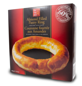 The Old Mill Almond Ring 480g