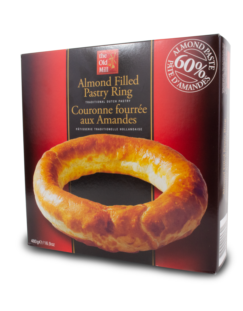 The Old Mill The Old Mill Almond Ring 480g
