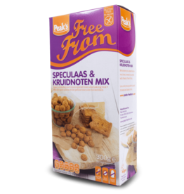 Peak's Gluten Free Mix for Kruidnoten/Speculaas 300g