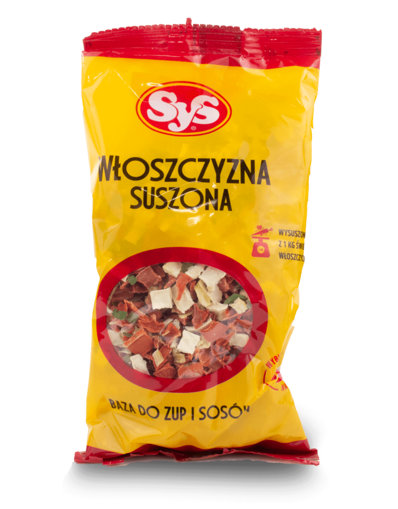 Sys Sys Dried Soup Vegetables 100g