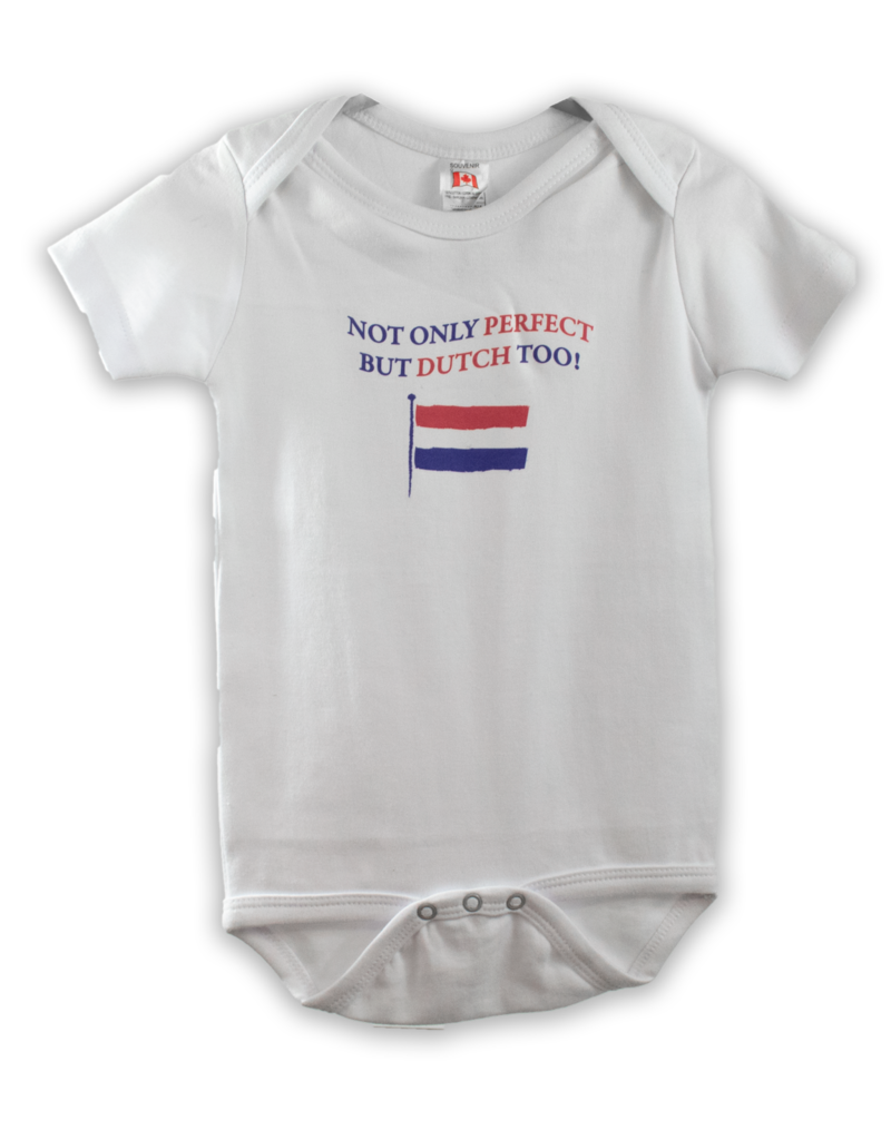Onesie - Not Only Perfect White 18m