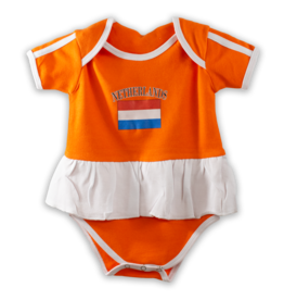 Onesie - Netherlands with Frills