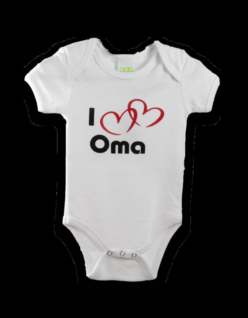 Onesie - I Love Oma