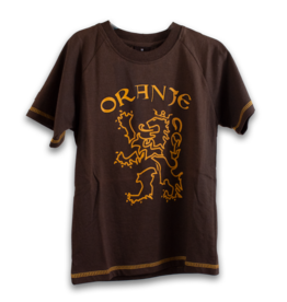 Kids Shirt - Oranje