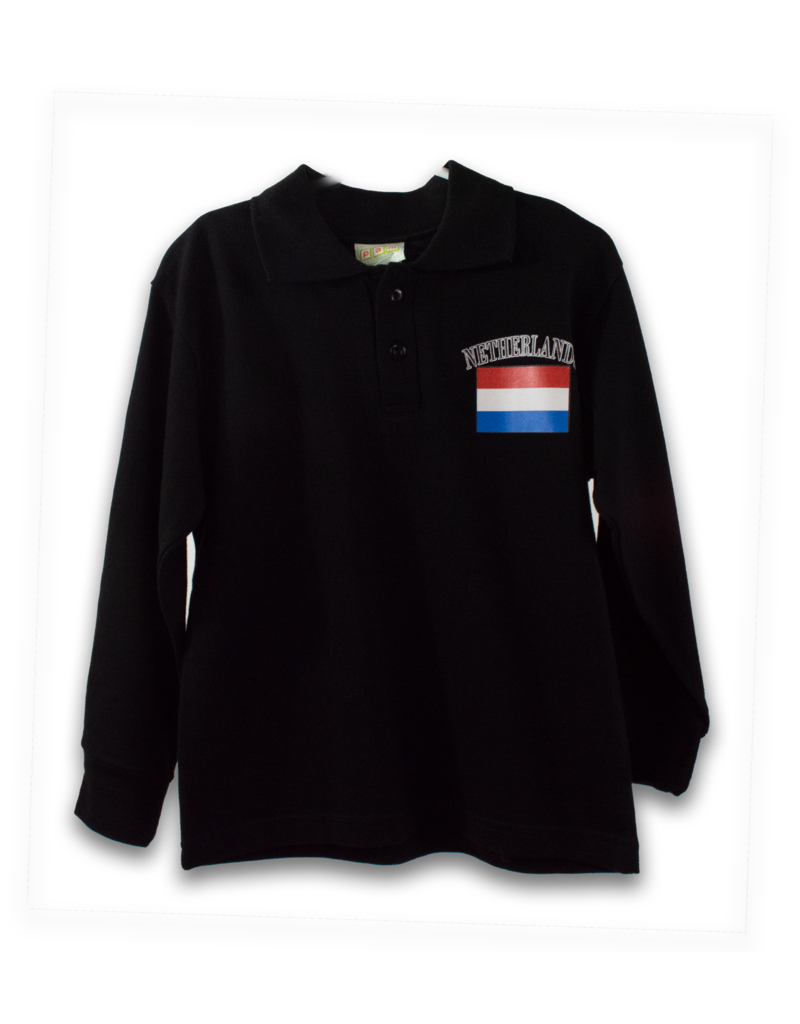 Kids Shirt - Netherlands Polo