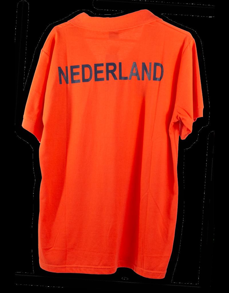 Shirt - Oranje 6 XXL