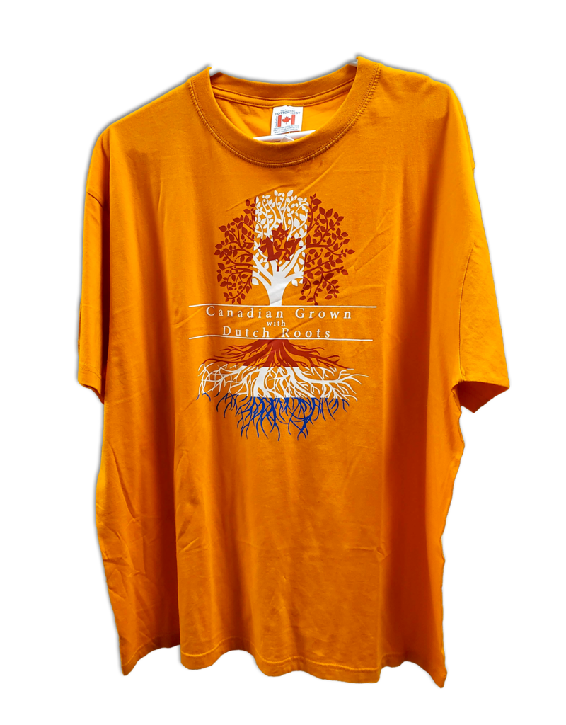 Shirt - Canadian Grown, Dutch Roots