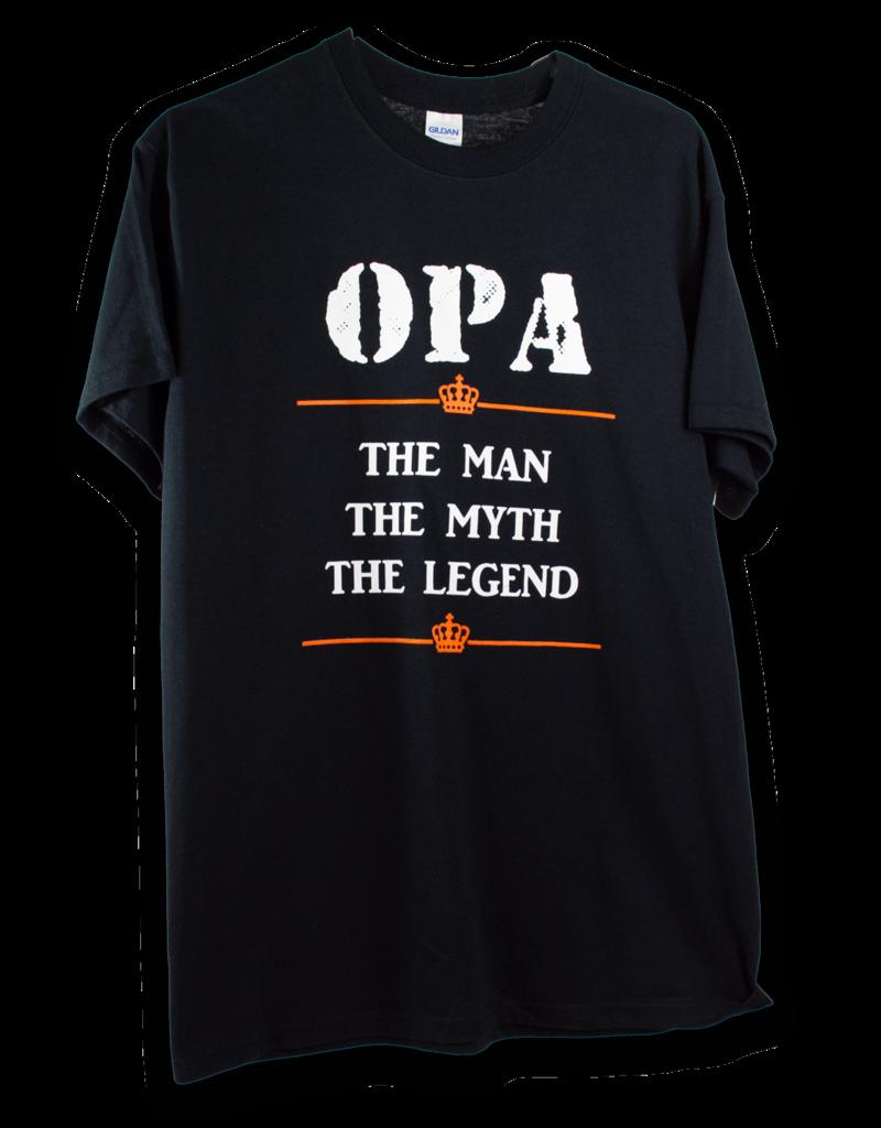 Shirt - Opa: Man Myth Legend