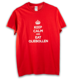 Shirt - Keep Calm and Eat Oliebollen