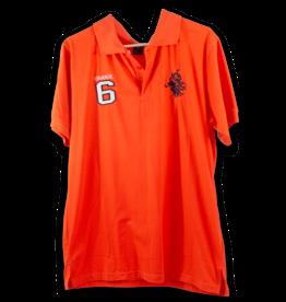 Shirt - Oranje 6 Polo Orange M