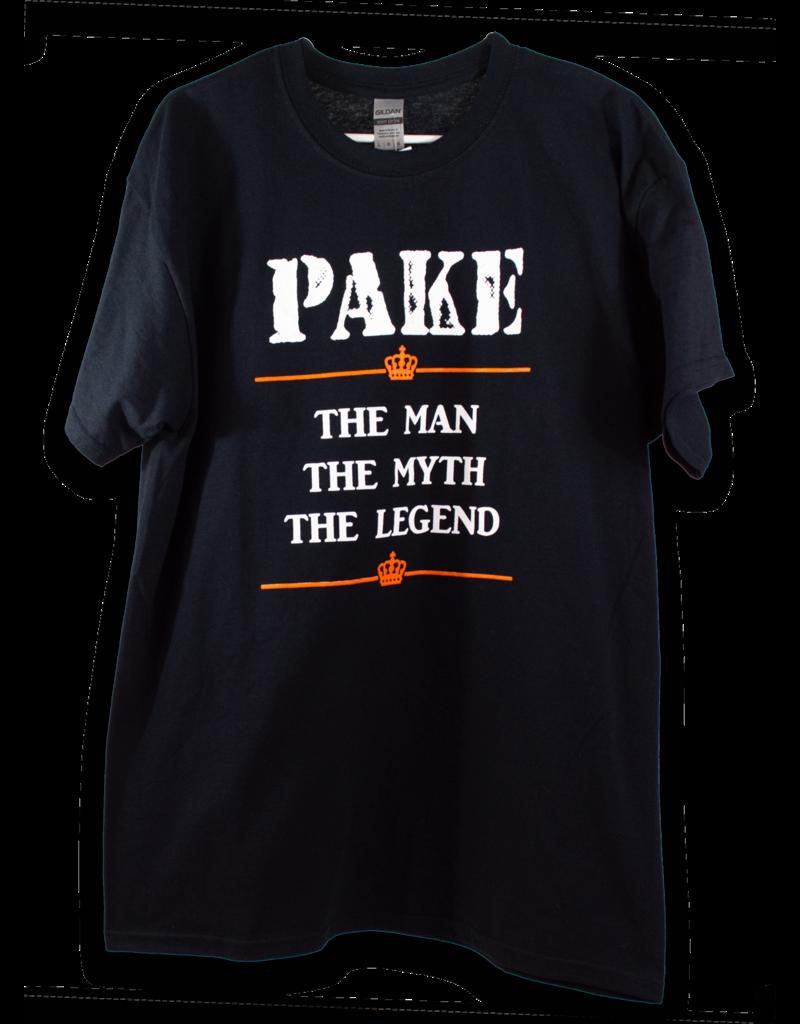 Shirt - Pake: Man Myth Legend