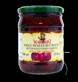 Wolski Whole Beets 540ml