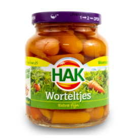 Hak Carrots 370ml