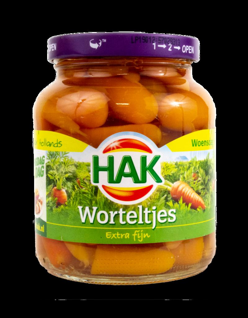 Hak Hak Carrots 370ml