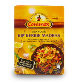 Conimex Chicken Curry Madras Mix 64g