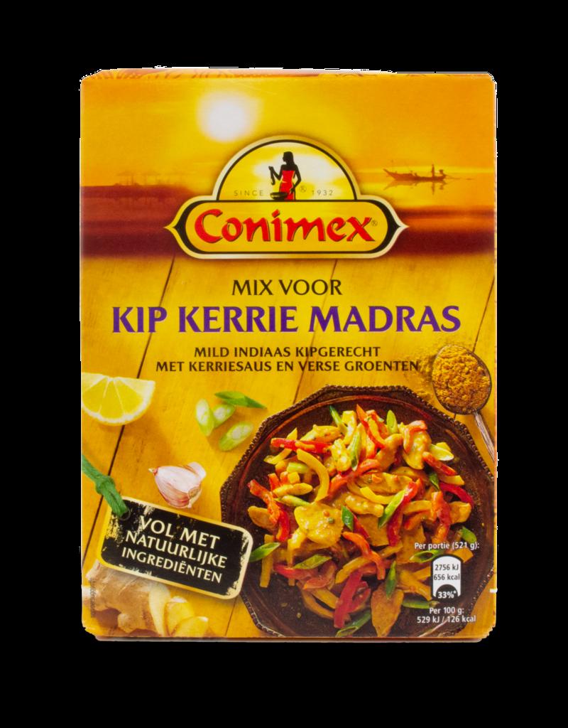 Conimex Conimex Chicken Curry Madras Mix 64g