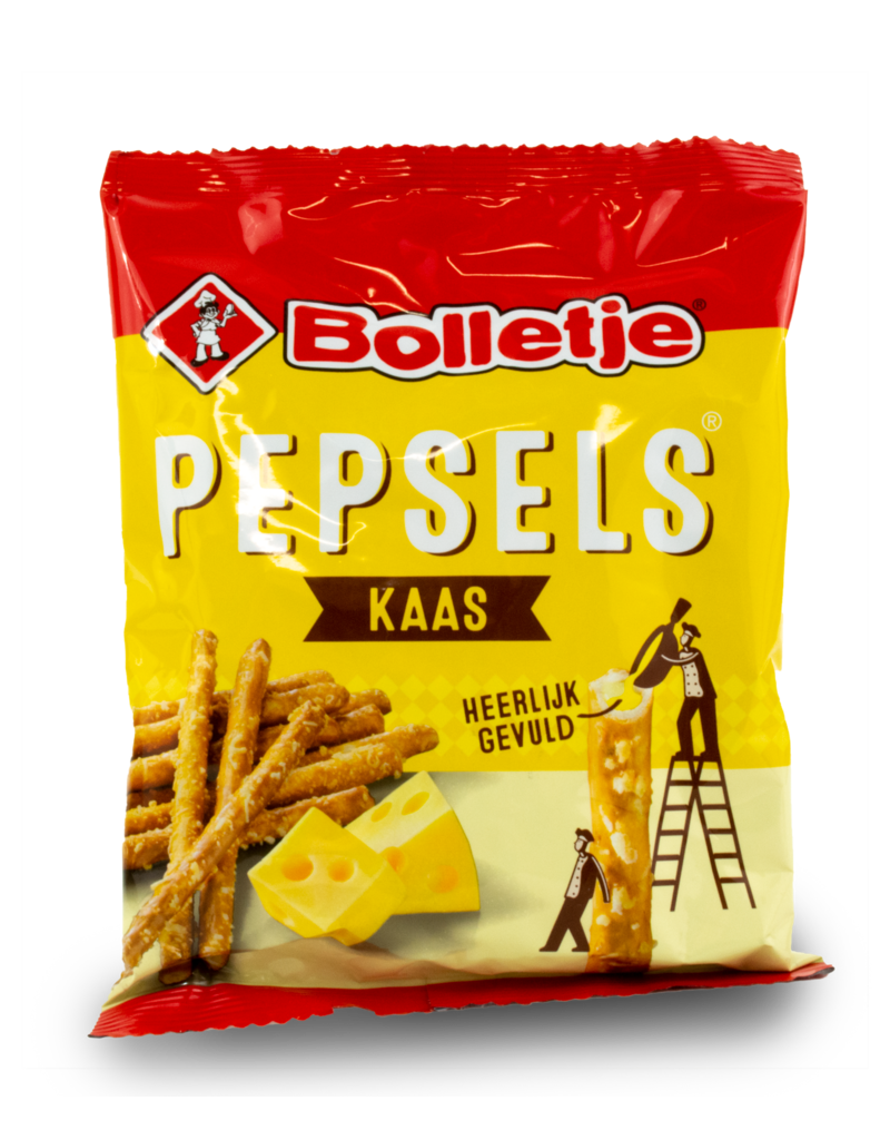 Bolletje Bolletje Cheese Pretzel Sticks 115g
