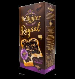 De Ruijter Flakes Royale Extra Dark 300g