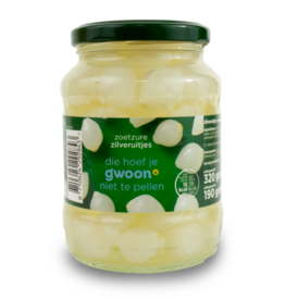 Gwoon Cocktail Onions 320g