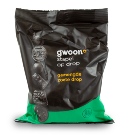 Gwoon Gemengde Zoete (Sweet) Drop 400g