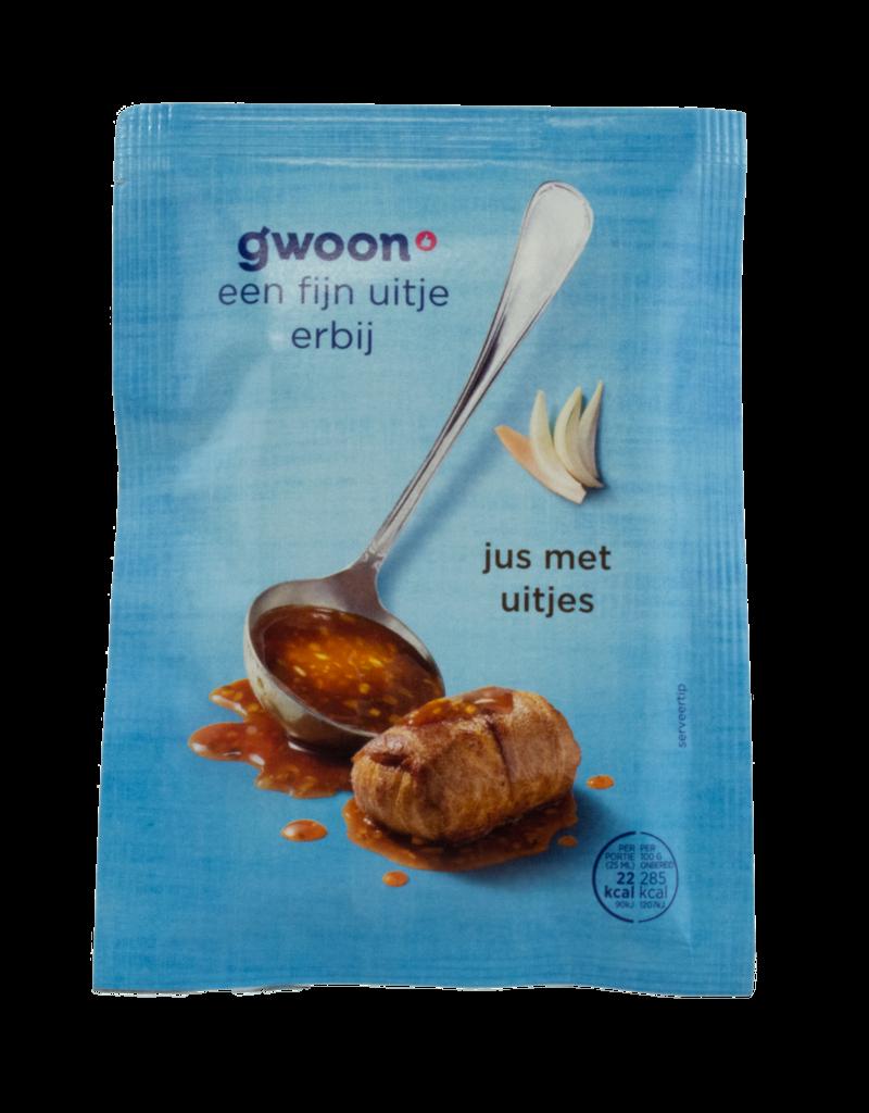 Gwoon Gwoon Gravy Mix with Onion 18g