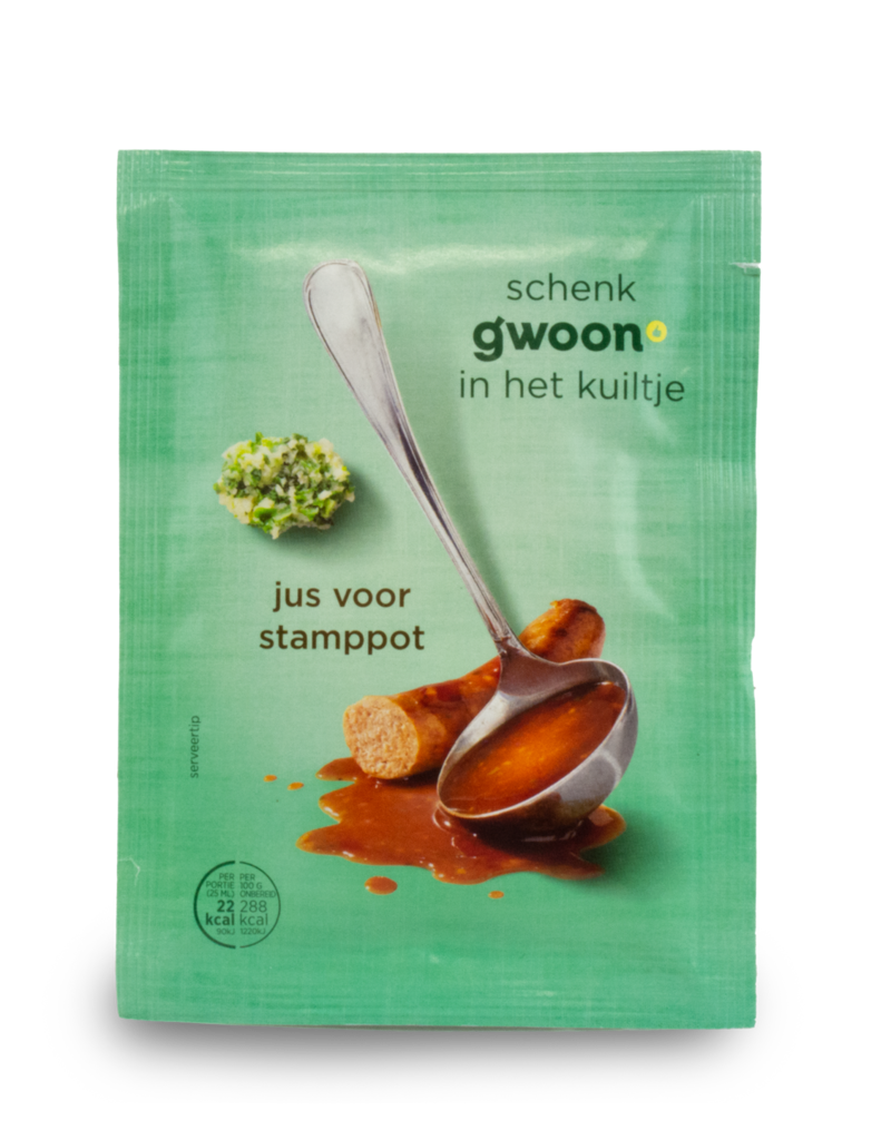 Gwoon Gwoon Mix for Stamppot 18g