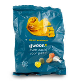 Gwoon Cough Candy Hoest Mix 400g